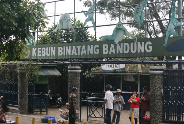 kebun bintang Bandung