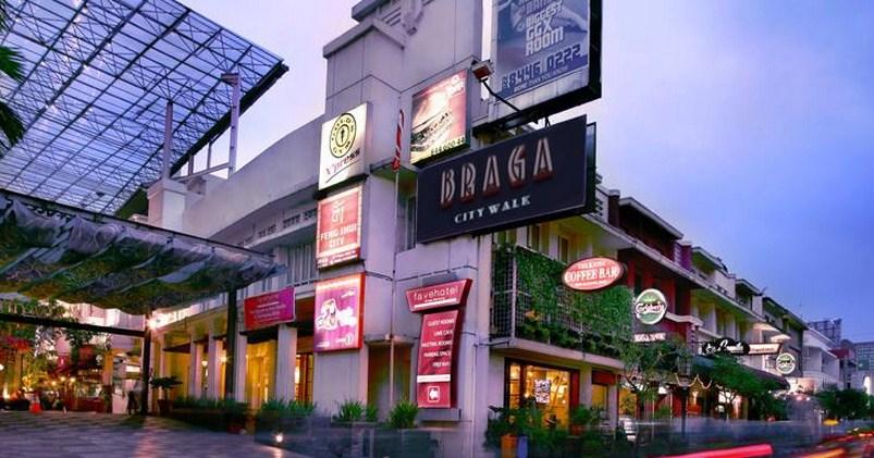 Braga CIty Walk Mall bandung