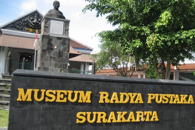 Museum Radya Pustaka Surakarata
