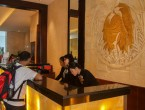 Receptionist Hotel JW Marriott