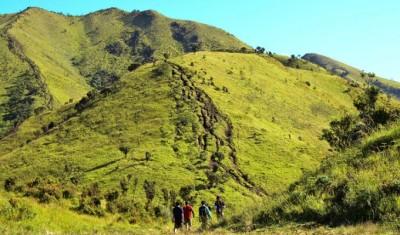 Trekking Gunung Merbabu