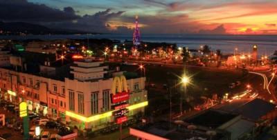 Wisata Kuliner kawasan Boulevard