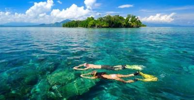 Wisata Pulau Siladen