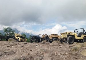 merapi jeep sunrise tour