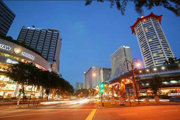 Orchad Road Singapore