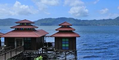 Wisata Danau Tondano