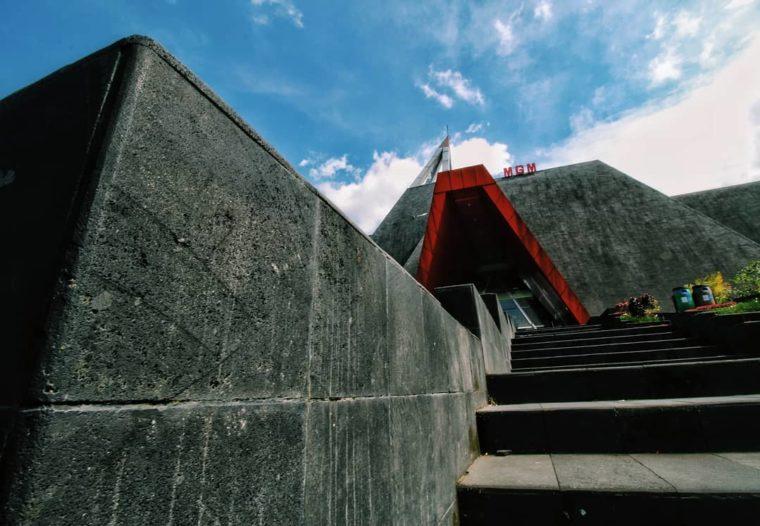 Museum Gunung Merapi Jogja