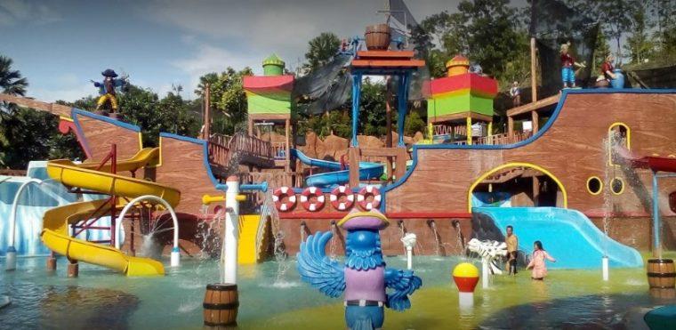 Tempat Wisata di gamping Sleman Waterpark Residence