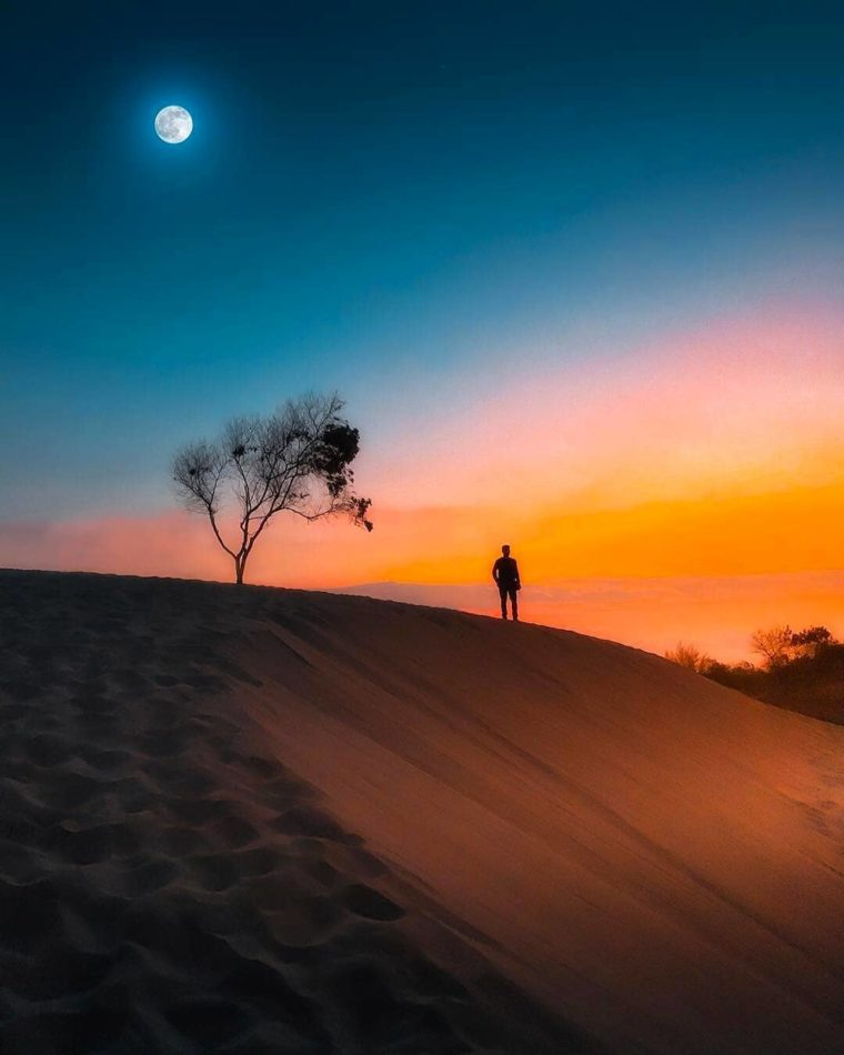 gumuk pasir jogja