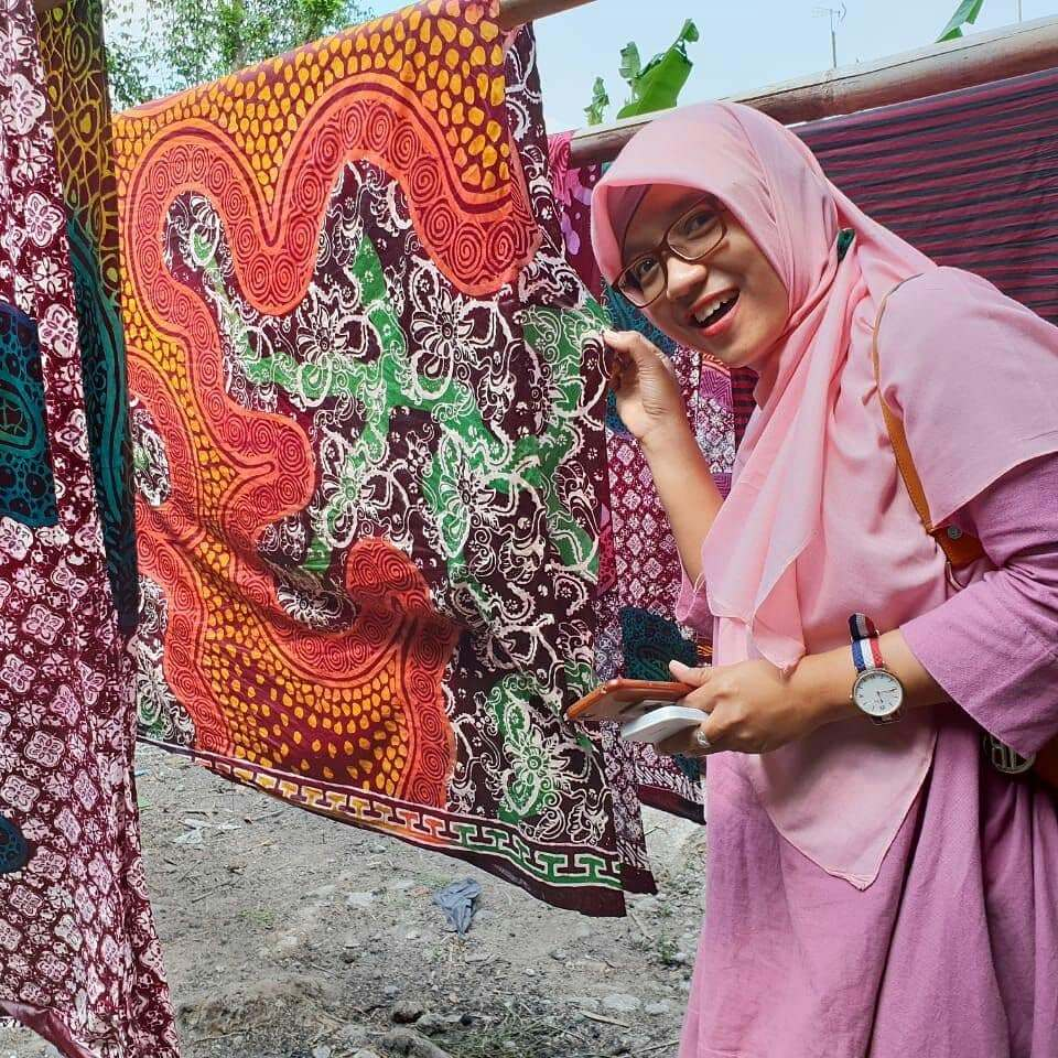 Batik Pajangan