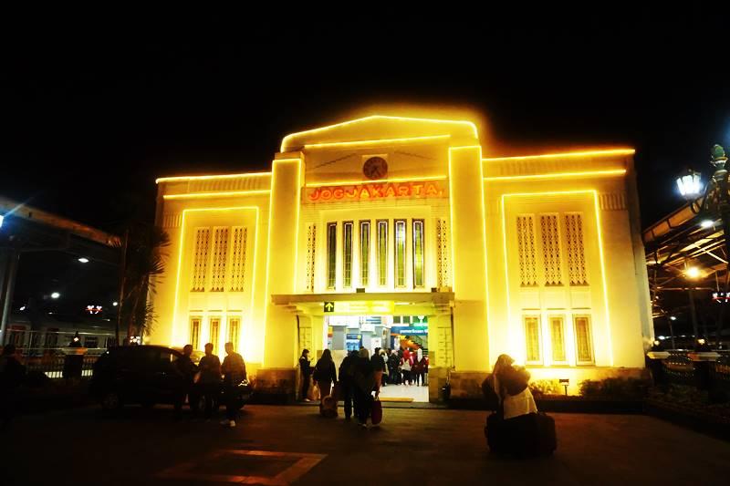 Stasiun Tugu Jogja
