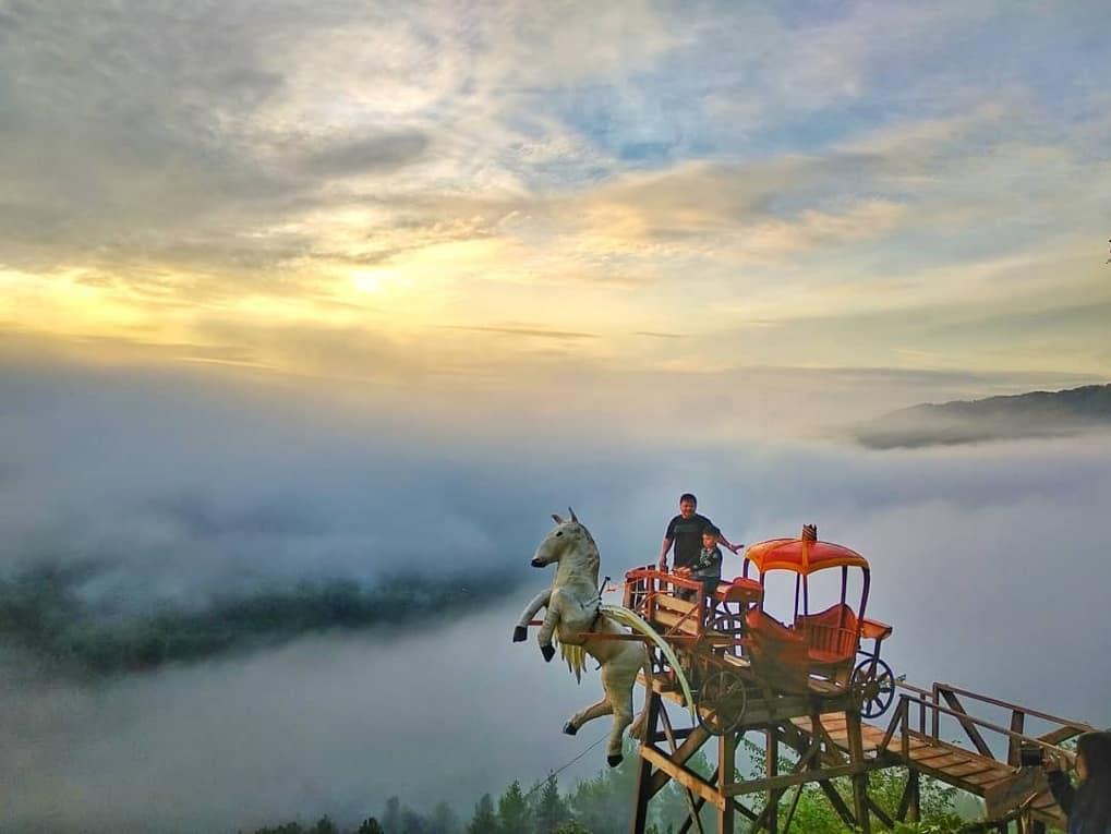 sunrise bukit panguk kediwung