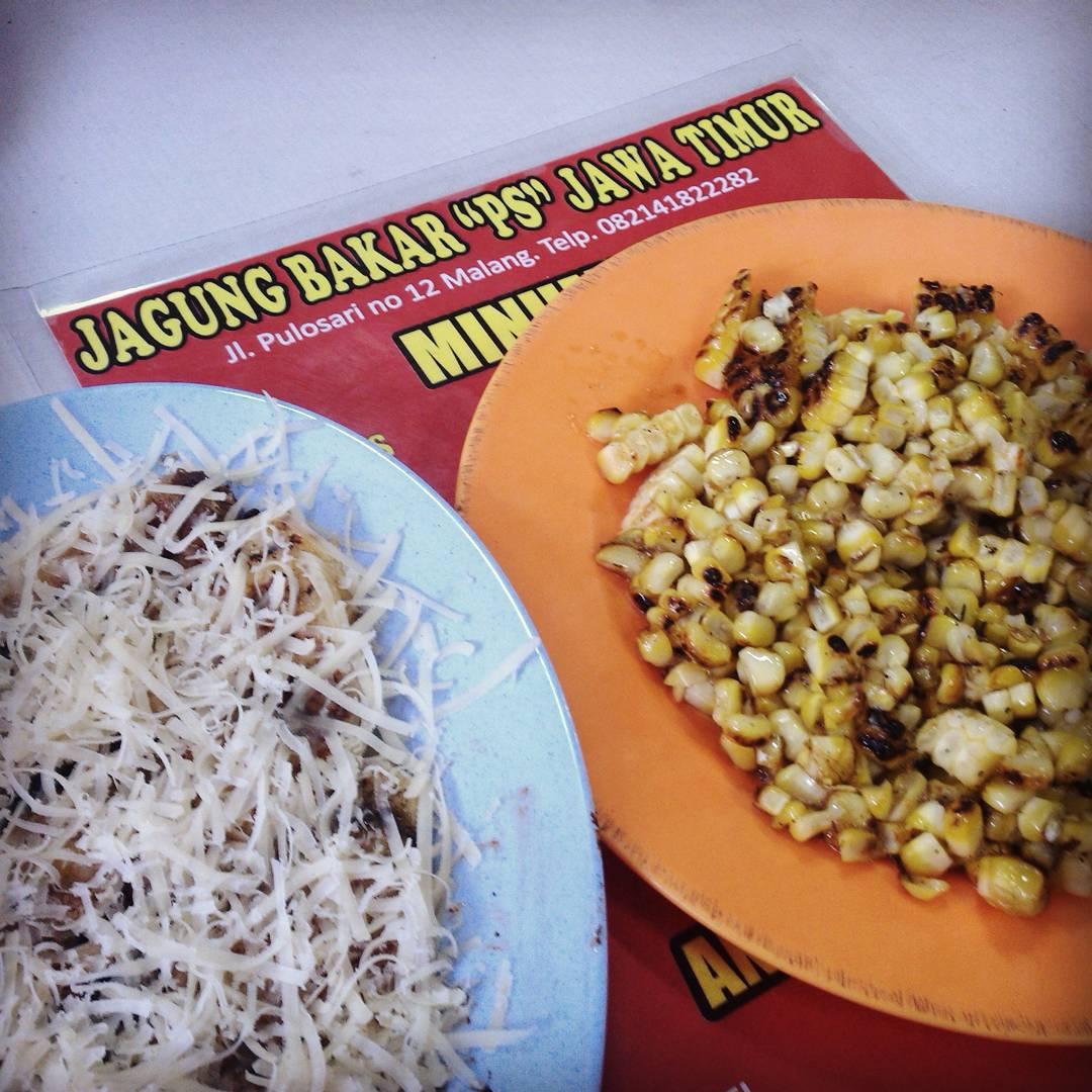jagung bakar puloasari