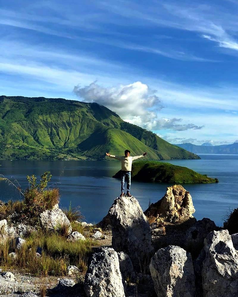 Tempat Wisata Sumatera Utara - Pulau Samosir