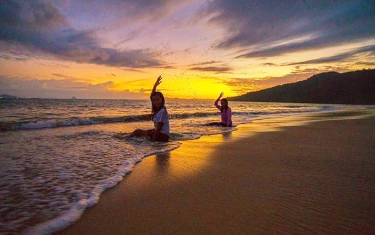 tempat wisata sumut Pantai Pandan