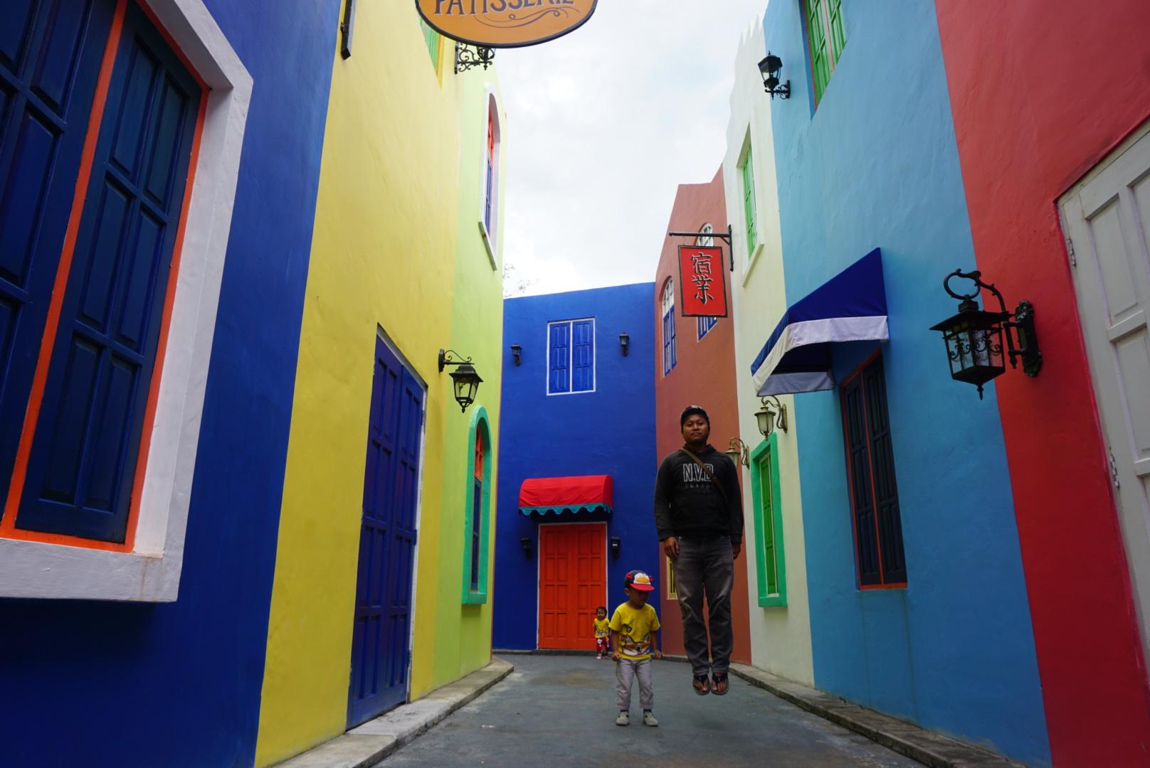 Wisata Jogja Ala Eropa, Spot Foto Baru di Bhumi Merapi, Sleman, Yogyakarta