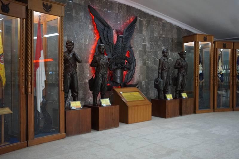 Berapa Koleksi yang ada di Museum Dirgantara