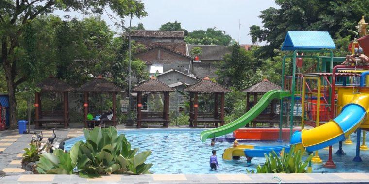 Fasilitas Sindu Kusuma Waterpark