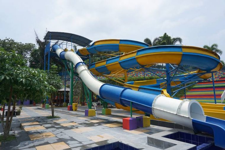 Wahana Baru Sindu Kusuma Waterpark