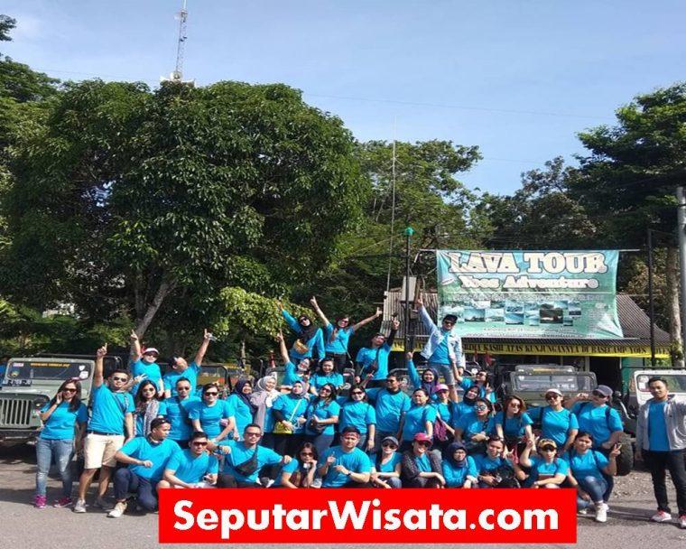 Operator Jip Merapi