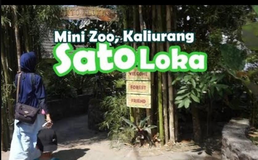 Sato Loka, Kebun Binatang Mini Wisata Kaliurang