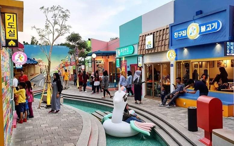 Chingu Cafe, Wisata Jogja Ala Korea