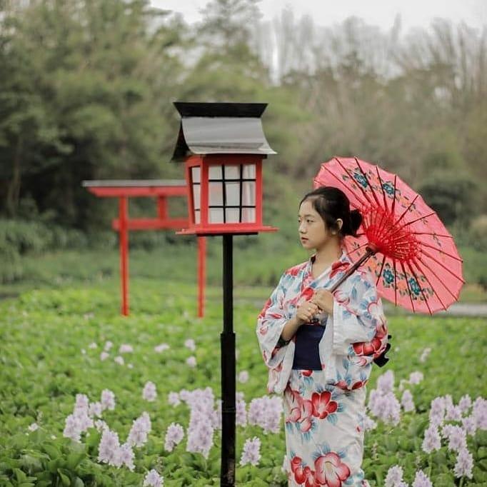 Foto Ala Jepang di Jogja