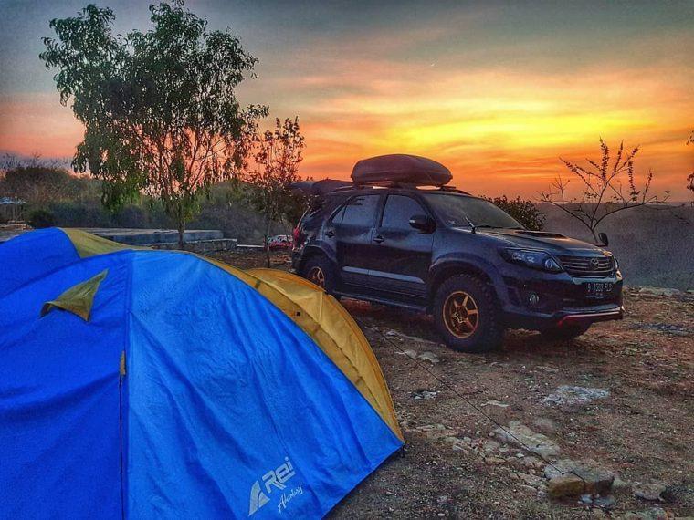 watu mabur camping