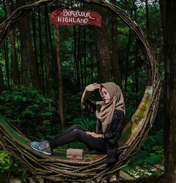 Borobudur Highland, Wisata Baru Diperbukitan Menoreh, Jogja Berbatasan dengan Purworejo
