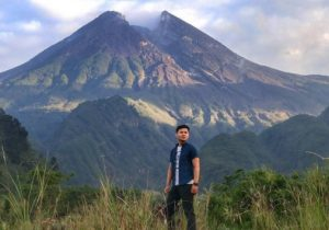 berburu Landscape Merapi