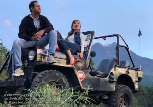 jeep wisata merapi